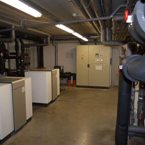 Domovní instalace tepelného čerpadla země-voda včetně ohřevu teplé vody - 4