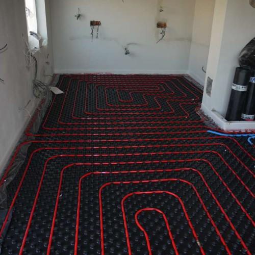 Podlahové vytápění-1