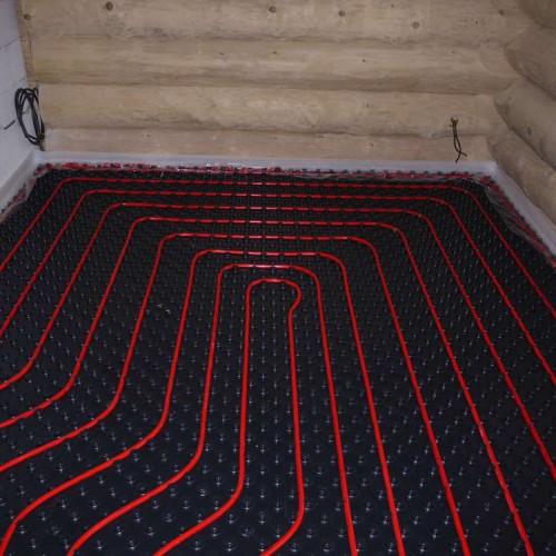 Podlahové vytápění-2