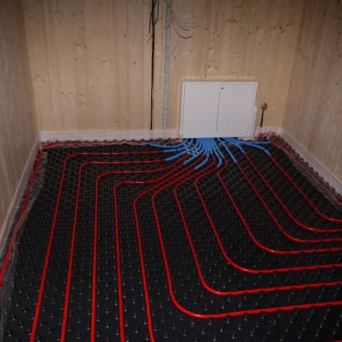 Podlahové vytápění-3