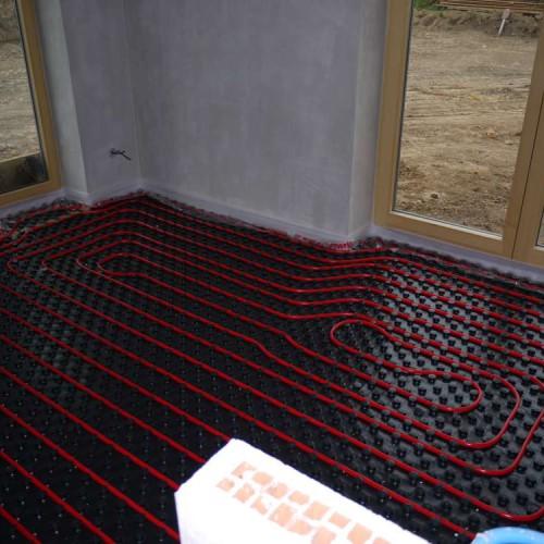 Podlahové vytápění-4