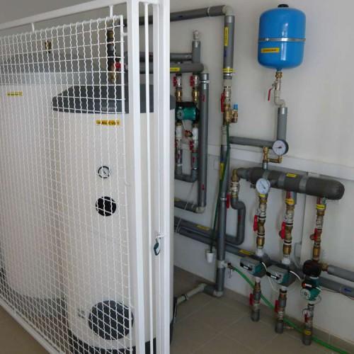 Vytápění bytových domů TČ vzduch-voda-2
